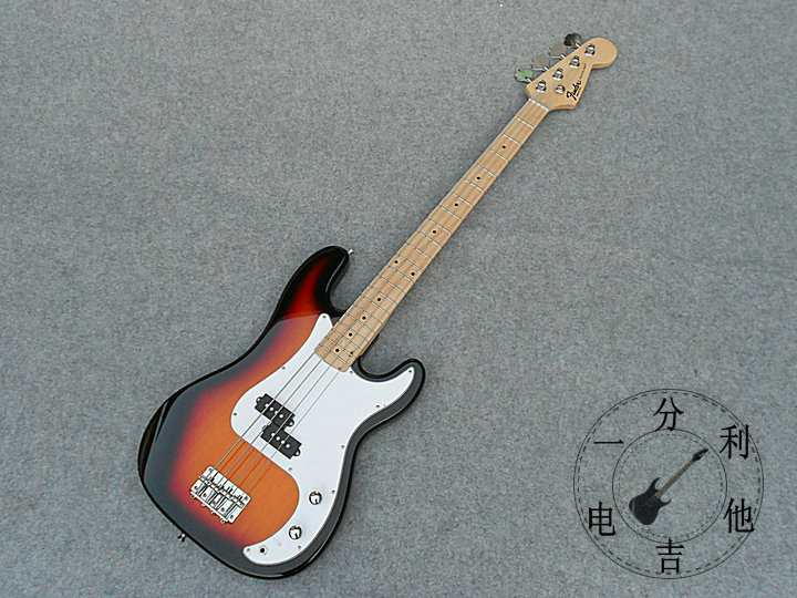 fender precision bass(หมายเหตุสีที่ต้องการ)
