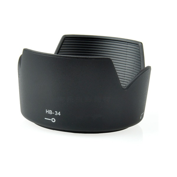 Len Hood HB-34 สำหรับ Nikon 55-200 mm.
