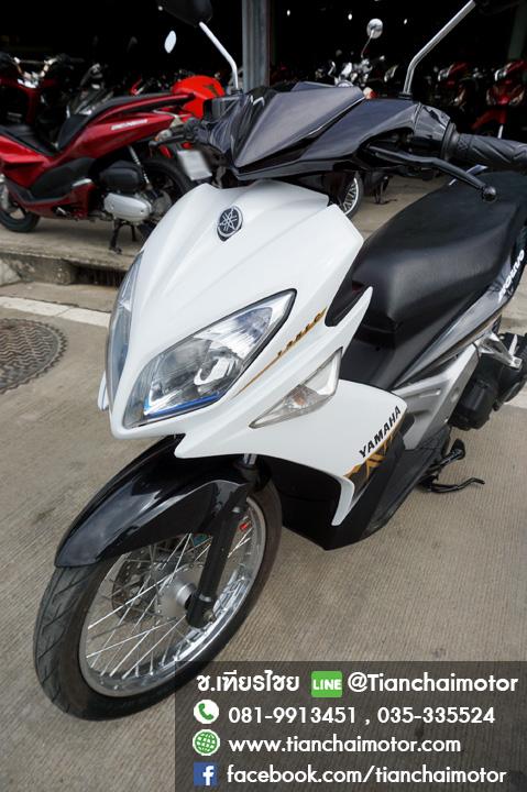 NOUVO ELEGANCE ปี52 สภาพสวย เครื่องดี ขับขี่เยี่ยม ราคา 20,000