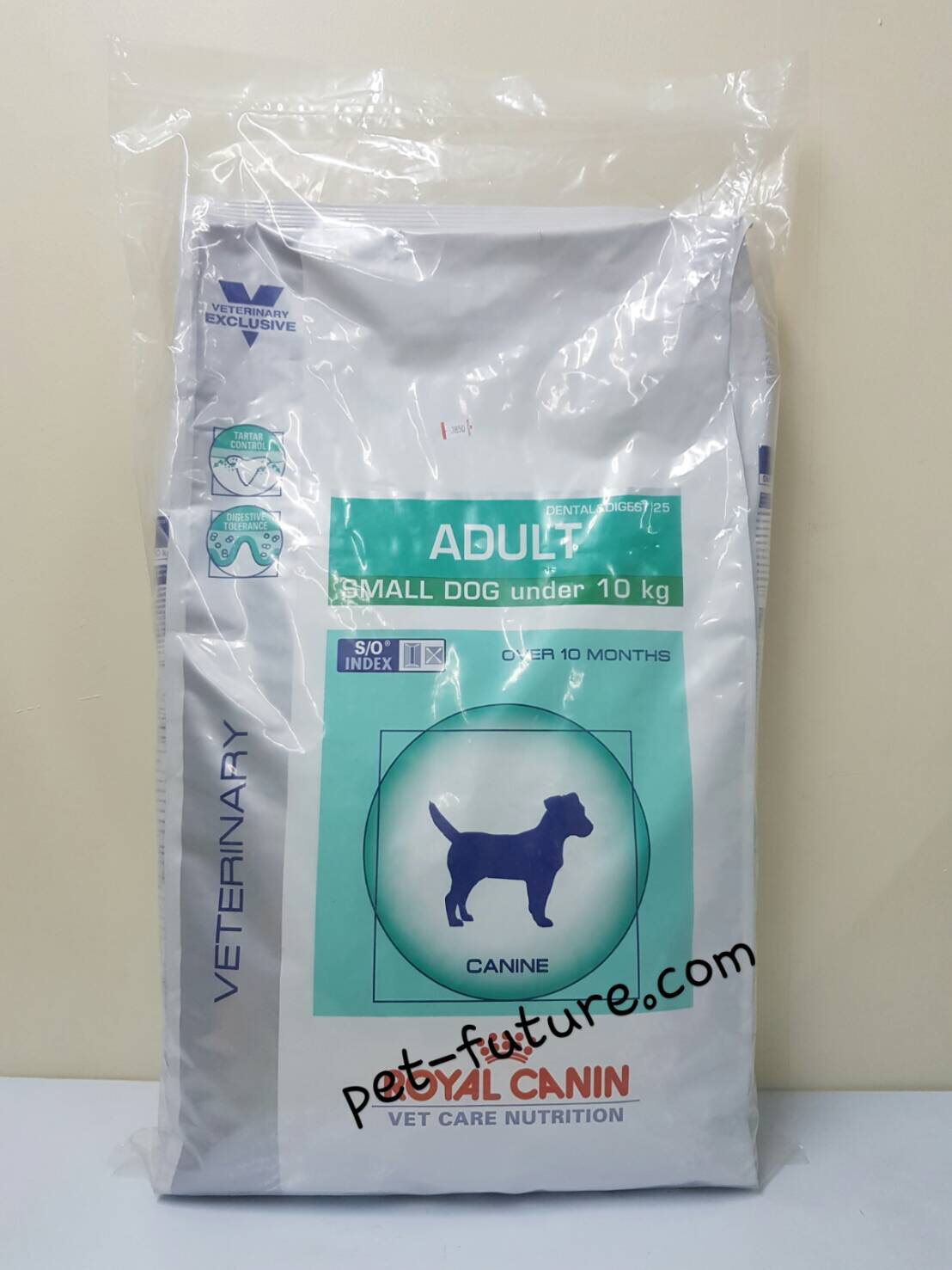 vcn adult small dog 8 kg. สำหรับสุนัขพันธ์เล็กอายุ 10เดือนถึง 8 ปี หมดอายุ 08/18 (มีของพร้อมส่งค่ะ)