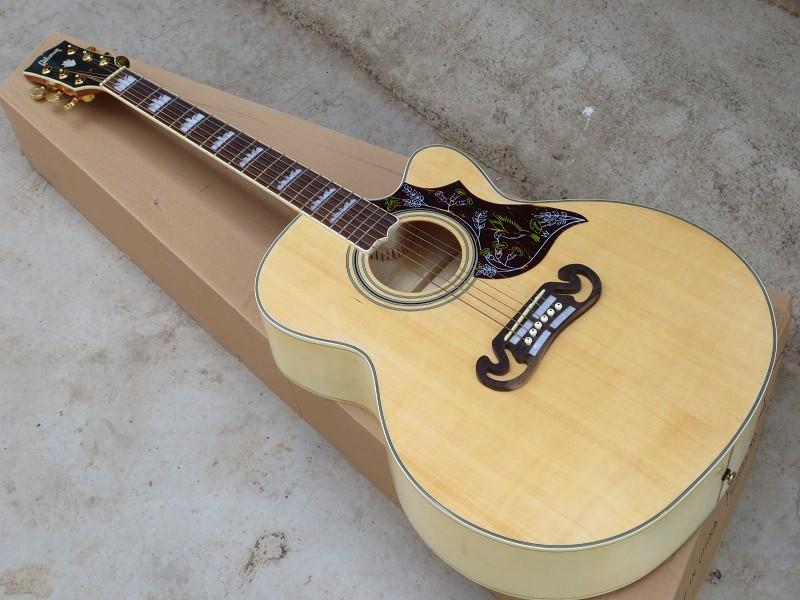 Gibson SJ-200 (cutaway)