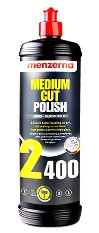 Menzerna 2400 - Medium Cut Polish