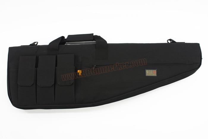 กระเป๋าปืนยาว 85cm สีดำ - 9.11 Tactical Series