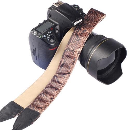 สายคล้องกล้องLYNCAรุ่นผสมหนังPU LL-03