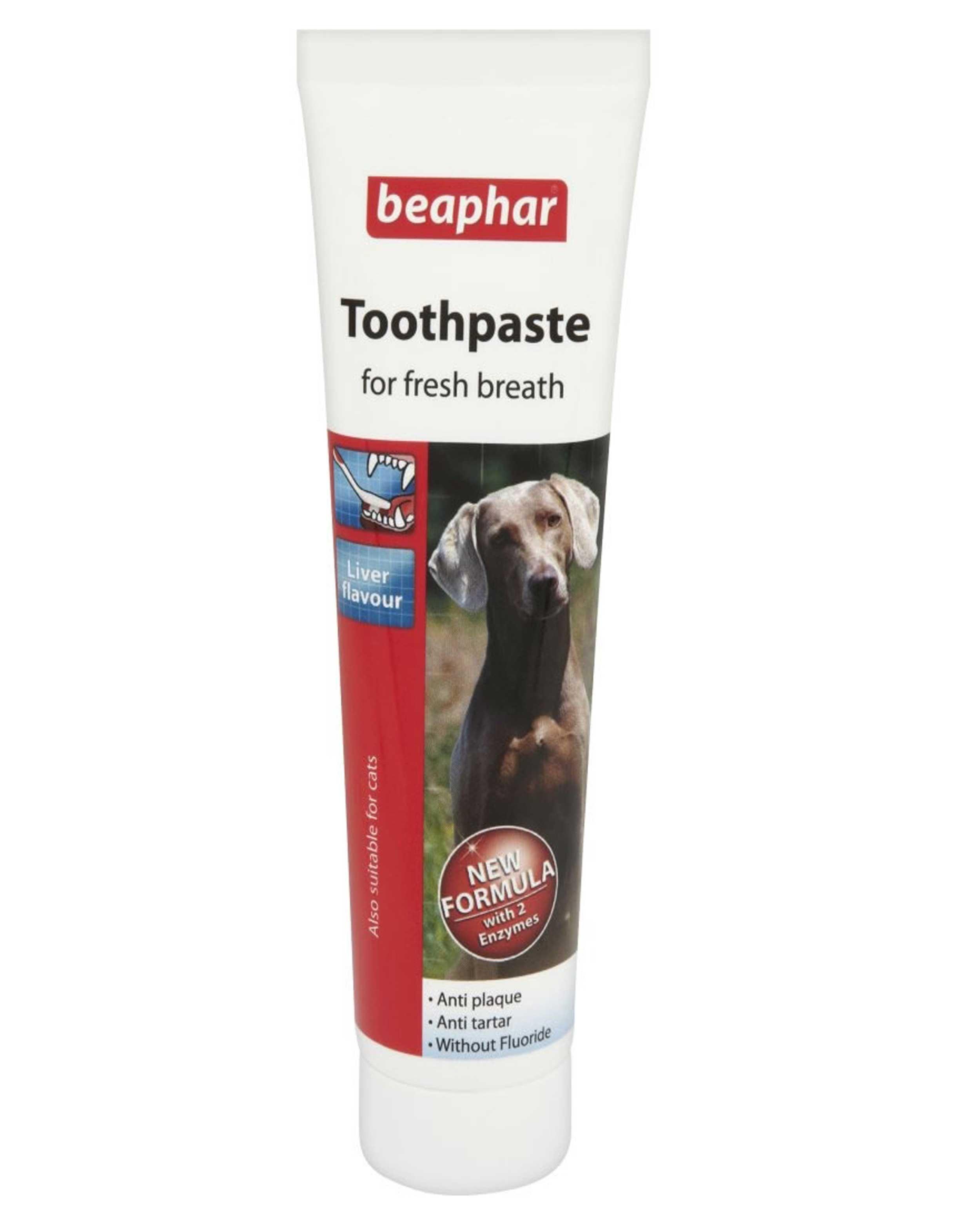 Beaphar Toothpaste รสตับ Exp.08/18