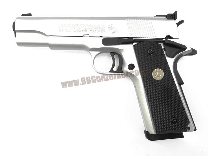 R29 : M1911A1 COLT GOLD CUP สีเงิน - ARMY Armament