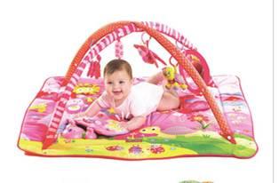 เพลยิม Tiny Love Gymini Princess สีชมพู
