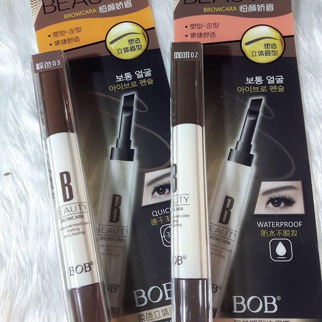 เจลเขียนคิ้ว BOB Beauty 3D Eyebrow Waterproof 1.5g