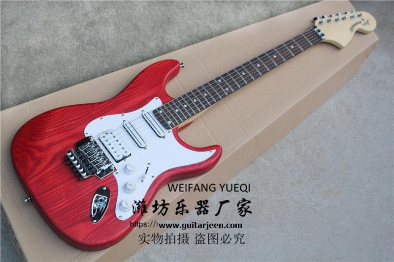 Fender startocaster 24 frets HSS FR Big headstock