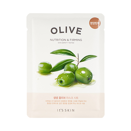 It's Skin The Fresh Mask Sheet Olive 20 g.
