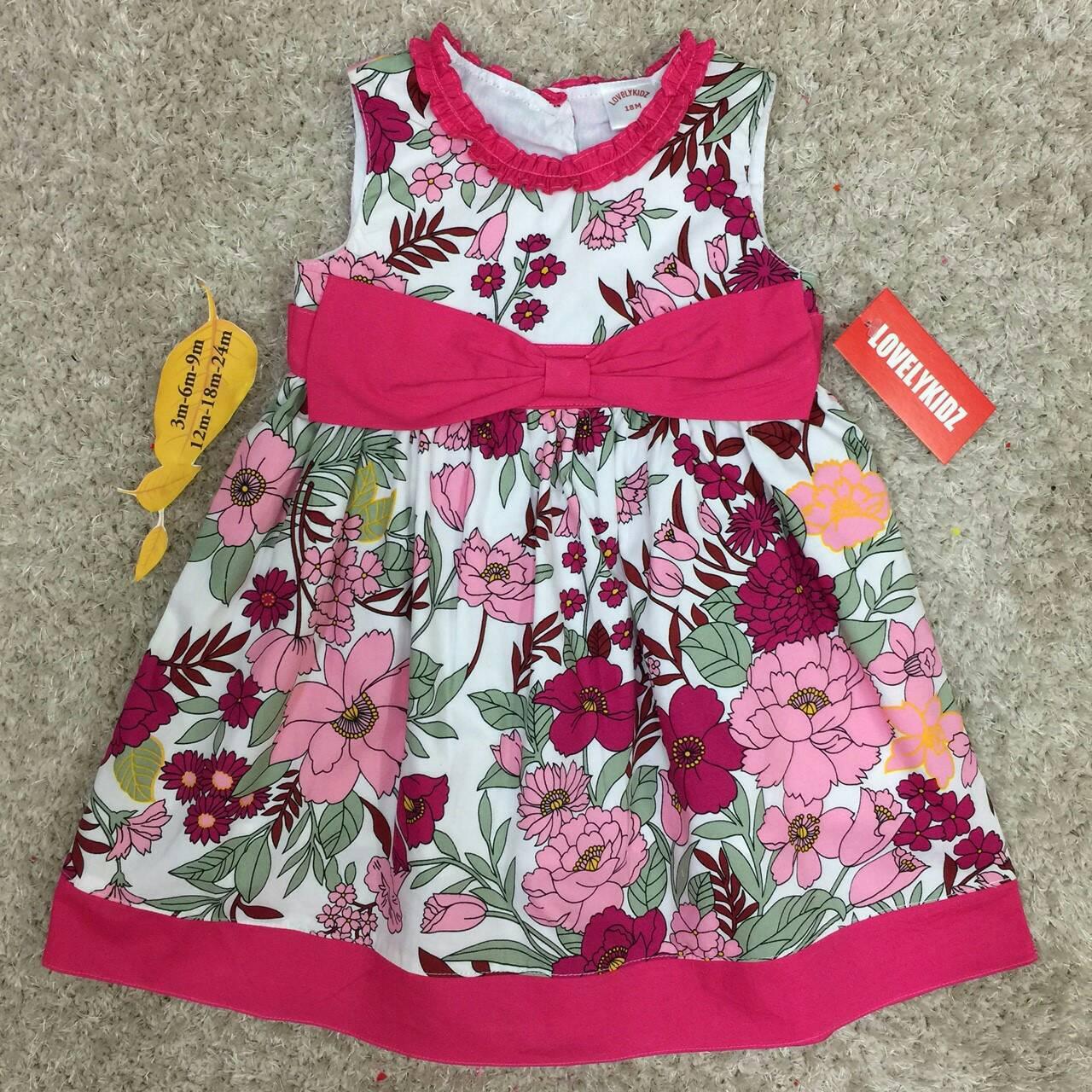 เสื้อผ้าเด็ก (พร้อมส่ง!!) 041060-11