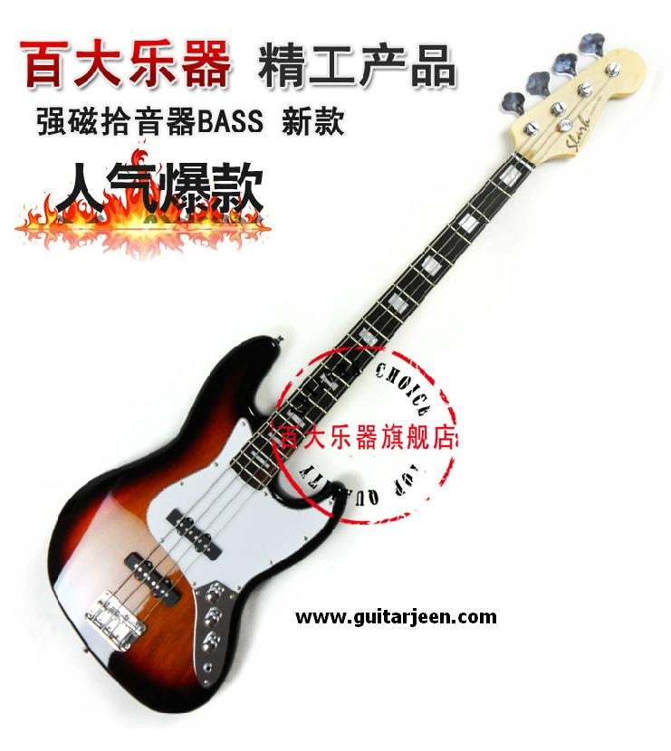 กีต้าร์เบส Slash Jazz Bass