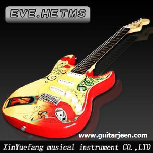Fender S.T. Jimi hendrix