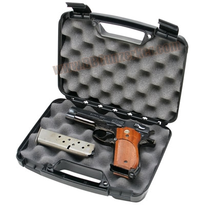 กล่องไฟเบอร์ปืนสั้น MTM Case-Gard 805 (1 กระบอก)