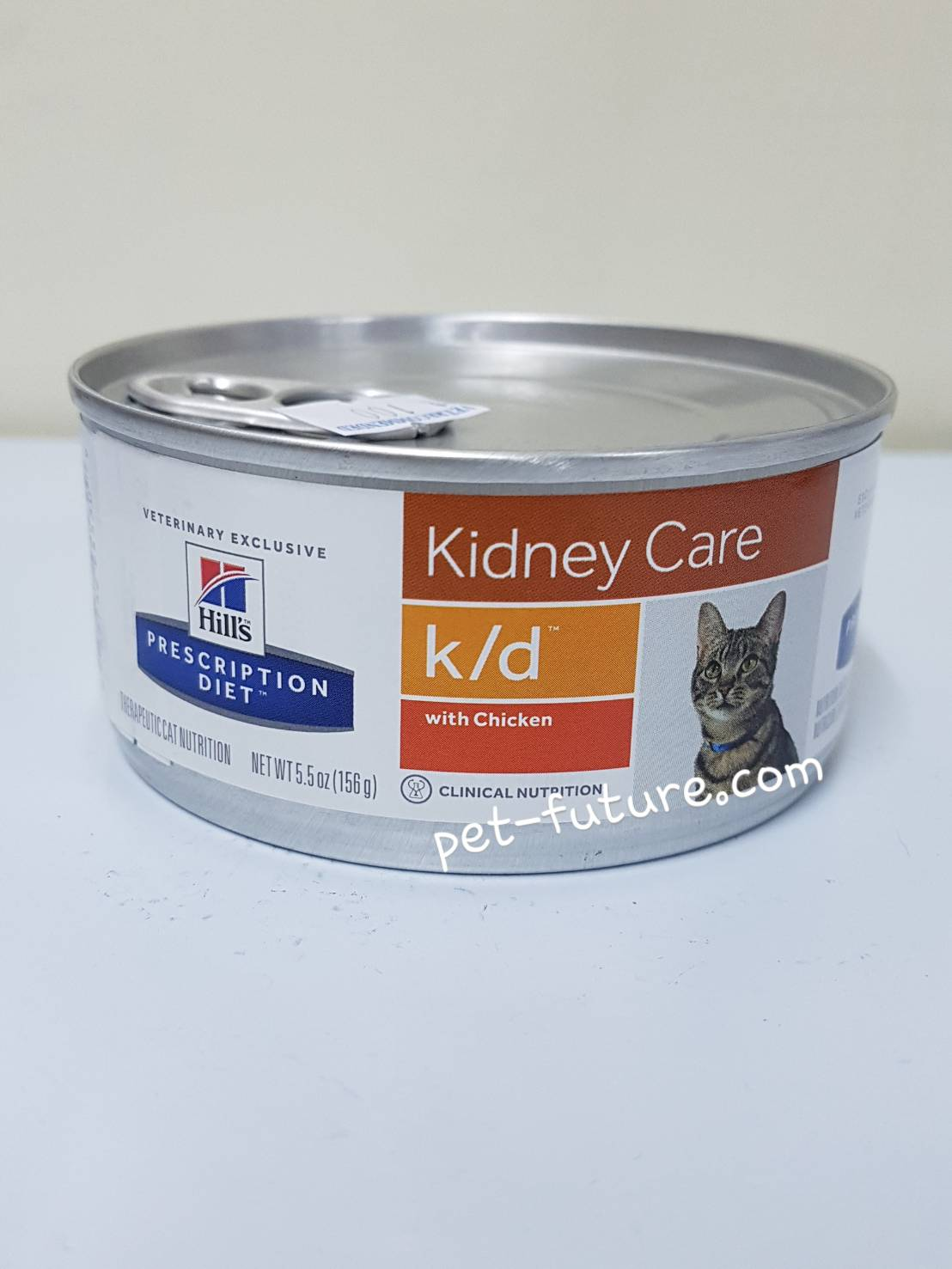 k/d feline 156 g โรคไตสำหรับแมว Exp.11/18