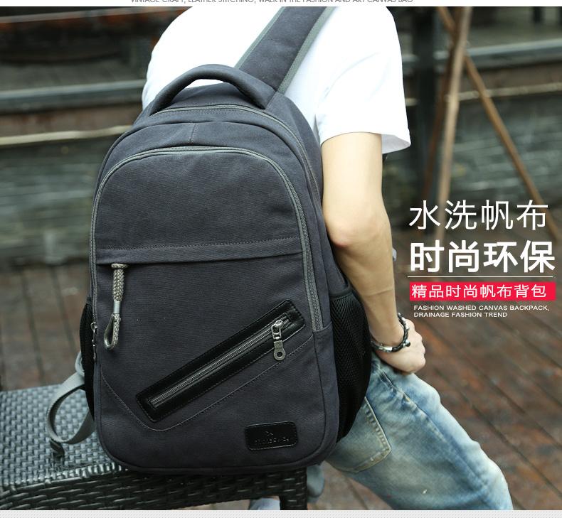 MOYYI กระเป๋าเป้สะพายหลัง สไตล์เกาหลี รุ่น 0030-1 (รอสินค้า15-20วัน)