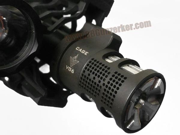 VG6 Precision CAGE Device