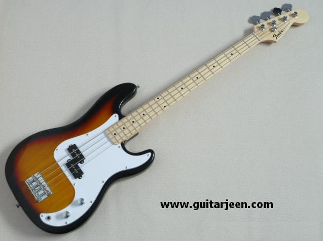 เบสไฟฟ้า fender precision bass
