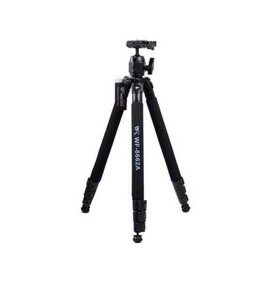 ขาตั้งกล้องDSLR Weifeng WF-6662A หัวบอล สูง แข็งแรง ราคาสุดคุ้ม