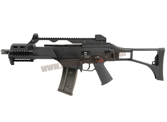 G39C GBB ปืนยาวอัดแก๊ส - WE (สีดำ)