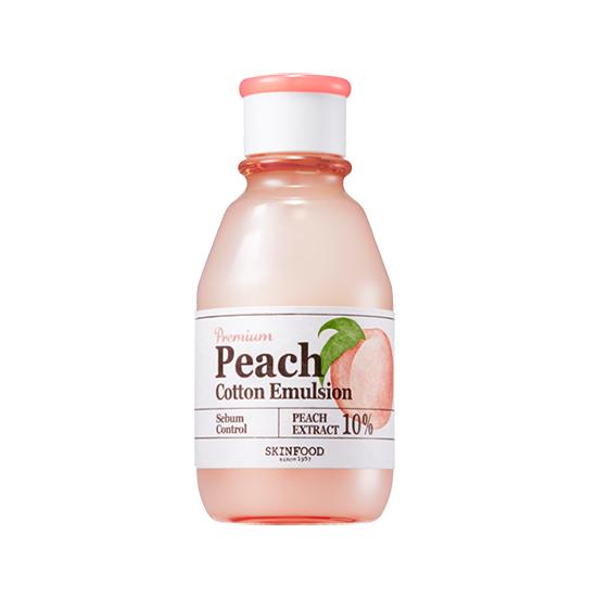 Skinfood Premium Peach Cotton Emulsion
