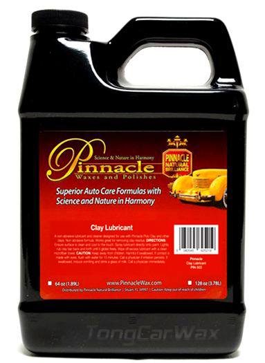 Pinnacle Clay Lubricant