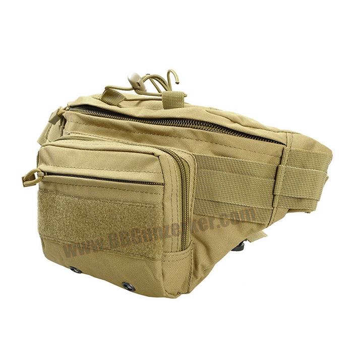 กระเป๋าคาดเอวเล็ก Military