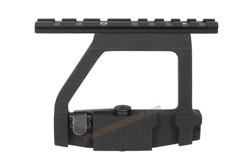 รางข้าง สำหรับติดกล้อง ปืน AKM , SVD Dragunov