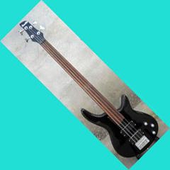 เบสไฟฟ้า ไม่มีเฟร็ต fretless electric bass