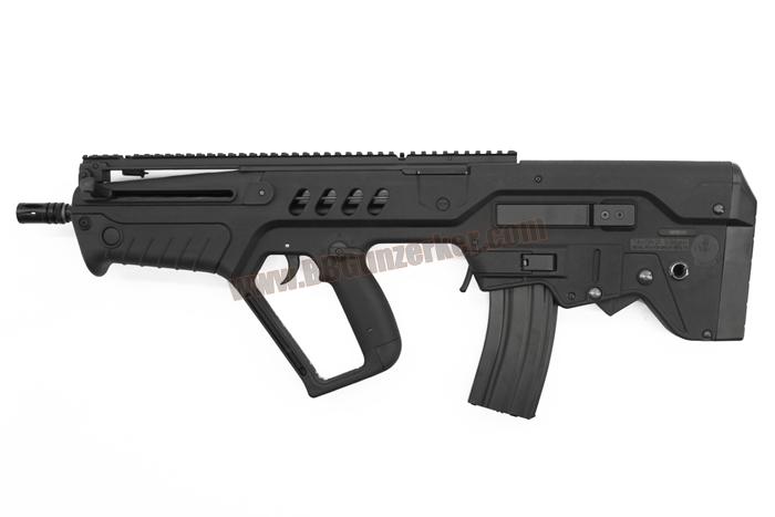 IWI Tavor Tar-21 SAR (EBB-AEG) หน้าสั้น สีดำ - S&T