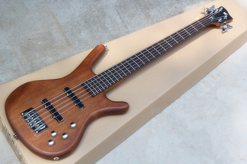 Rock Bass by warwick 5 Strings Active