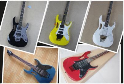 Ibanez jem 7V.มีหลายสีให้เลือก