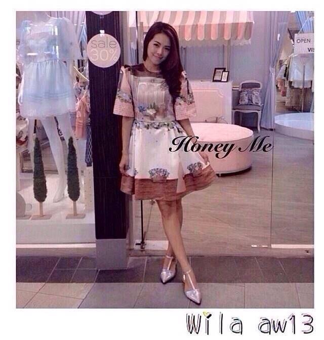 Brand:Wila@Mistyrose House Dress