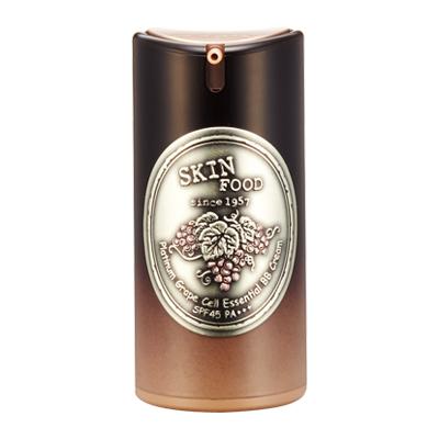 Skinfood Platinum Grape Cell Essential BB Cream SPF45 PA++ #1 Light Beige