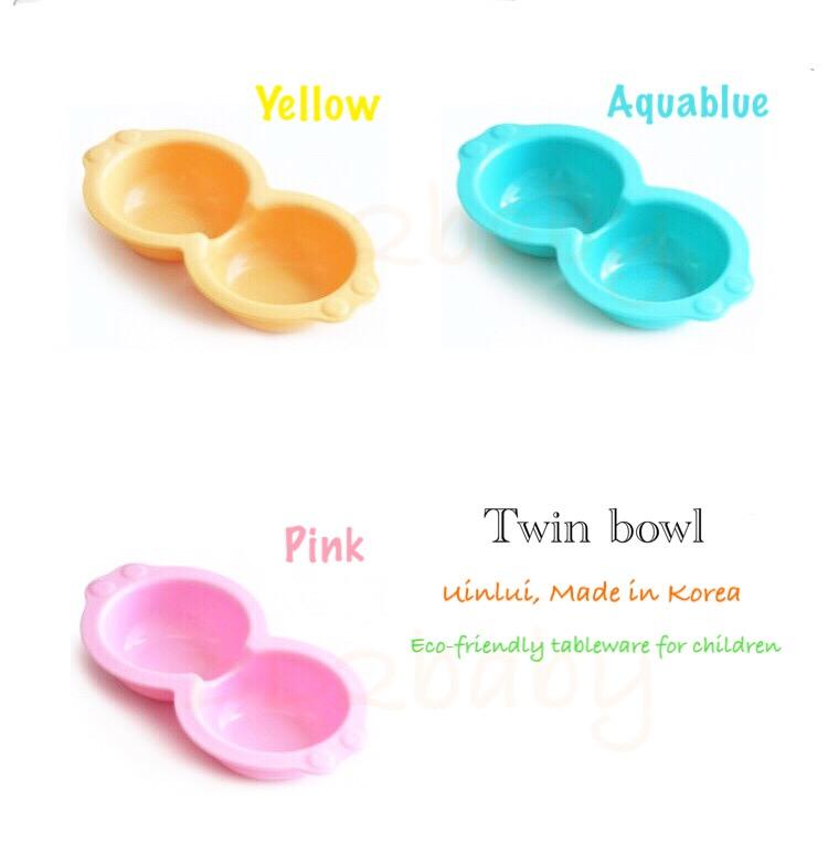 ถาดสองหลุม Uinlui - Twin bowl