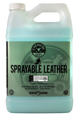 CG Sprayable Leather Cleaner & Conditioner in One