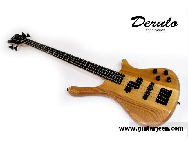 Derulo Rock bass ทรงวาวิค
