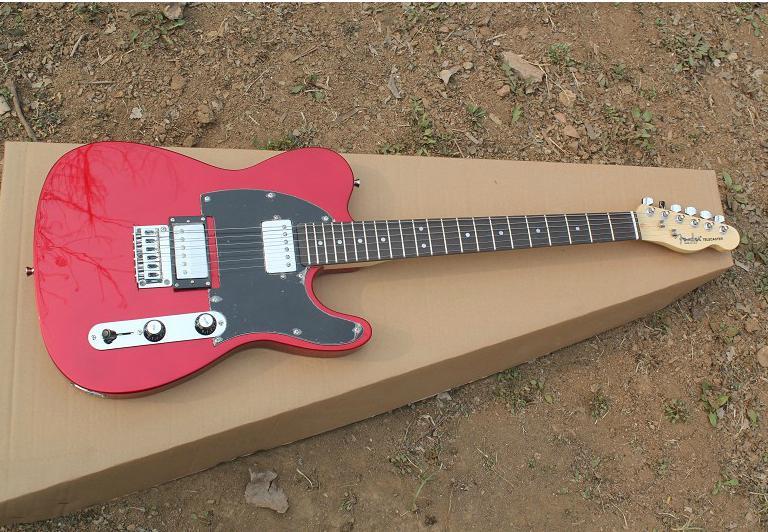 Fender Telecaster Red