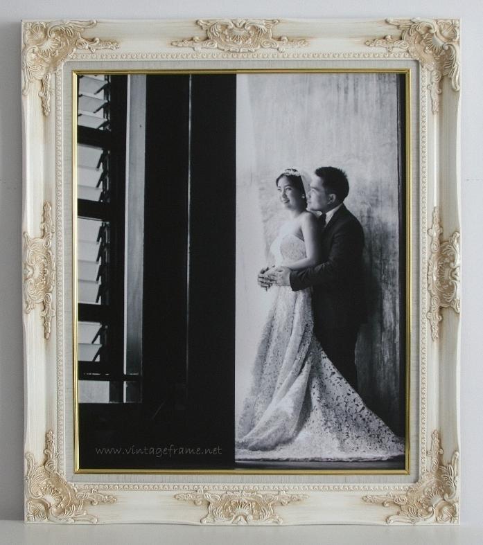 กรอบรูปหน้างานแต่งราคาถูก