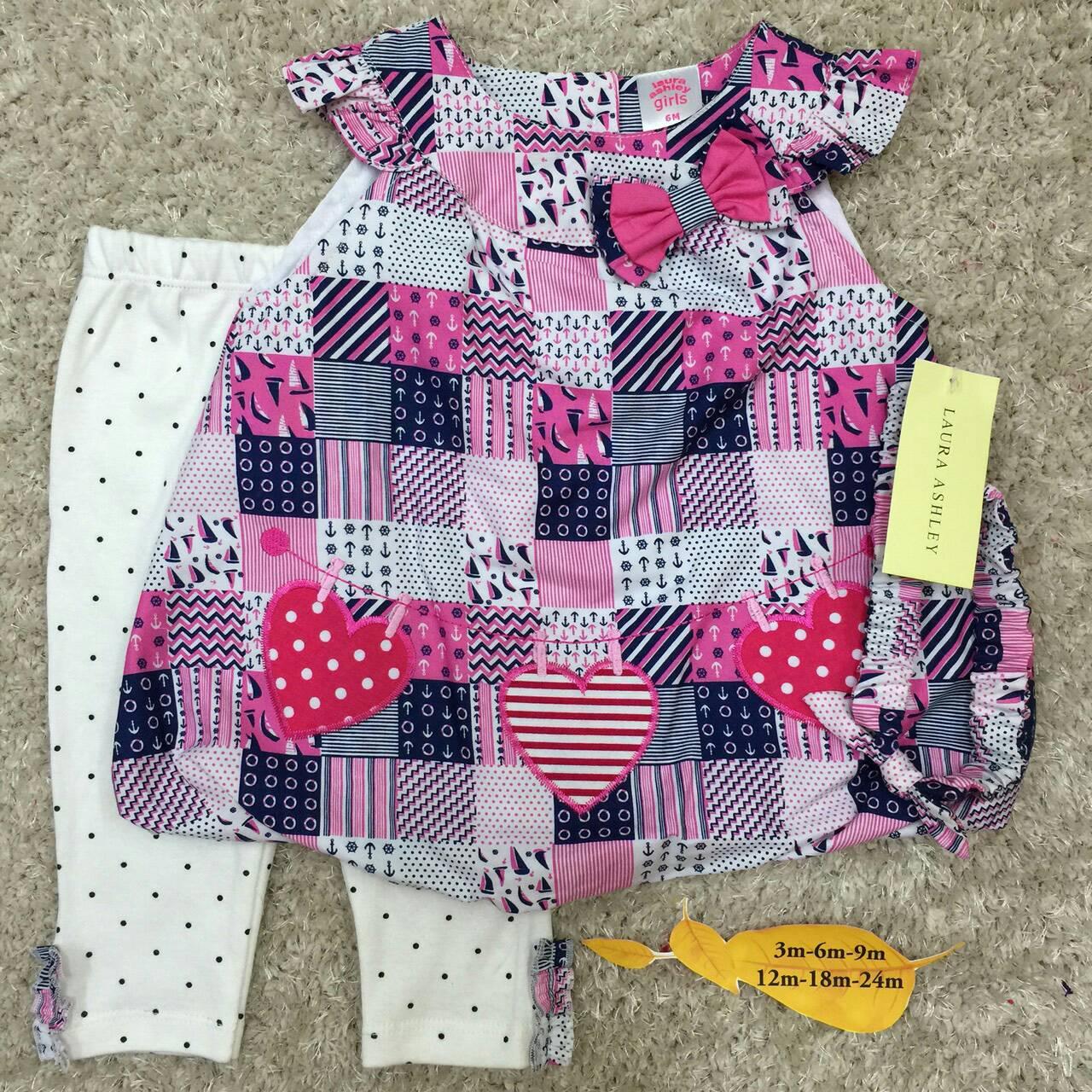 เสื้อผ้าเด็ก (พร้อมส่ง!!) 170460-23