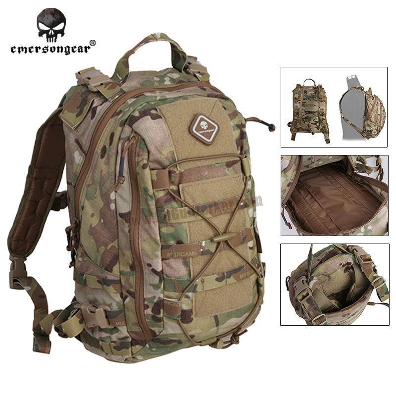 เป้หลังติดเวส Emerson Assault Backpack/Removable Operator Pack