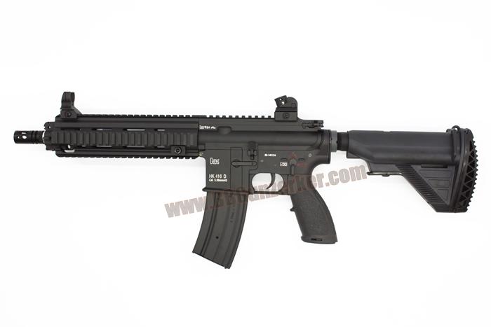E&C 102S : HK 416 D บอดี้เหล็ก JR.Custom Gen 3