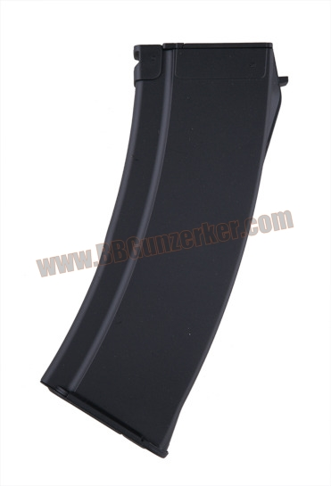 แม๊กกาซีน AK74 สีดำ (ปั่นลาน-500 นัด)
