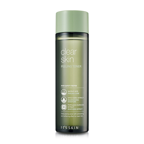 It's Skin Clear Skin Peeling Toner 140 ml.