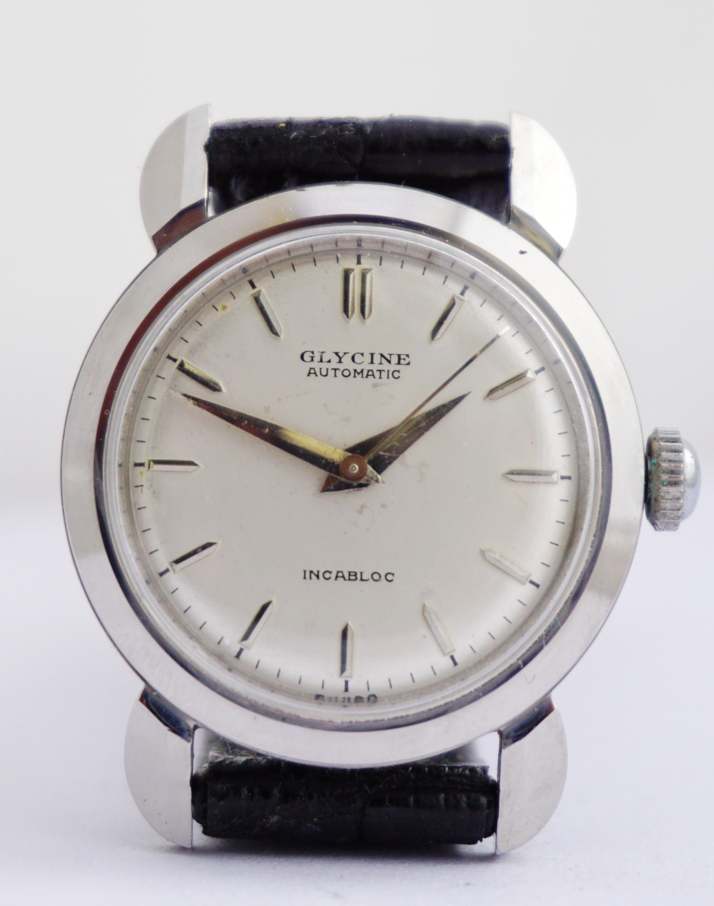 นาฬิกาเก่า GLYCINE ออโตเมติก