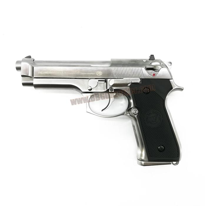 Beretta M92FS WE สีเงิน (Full Auto)