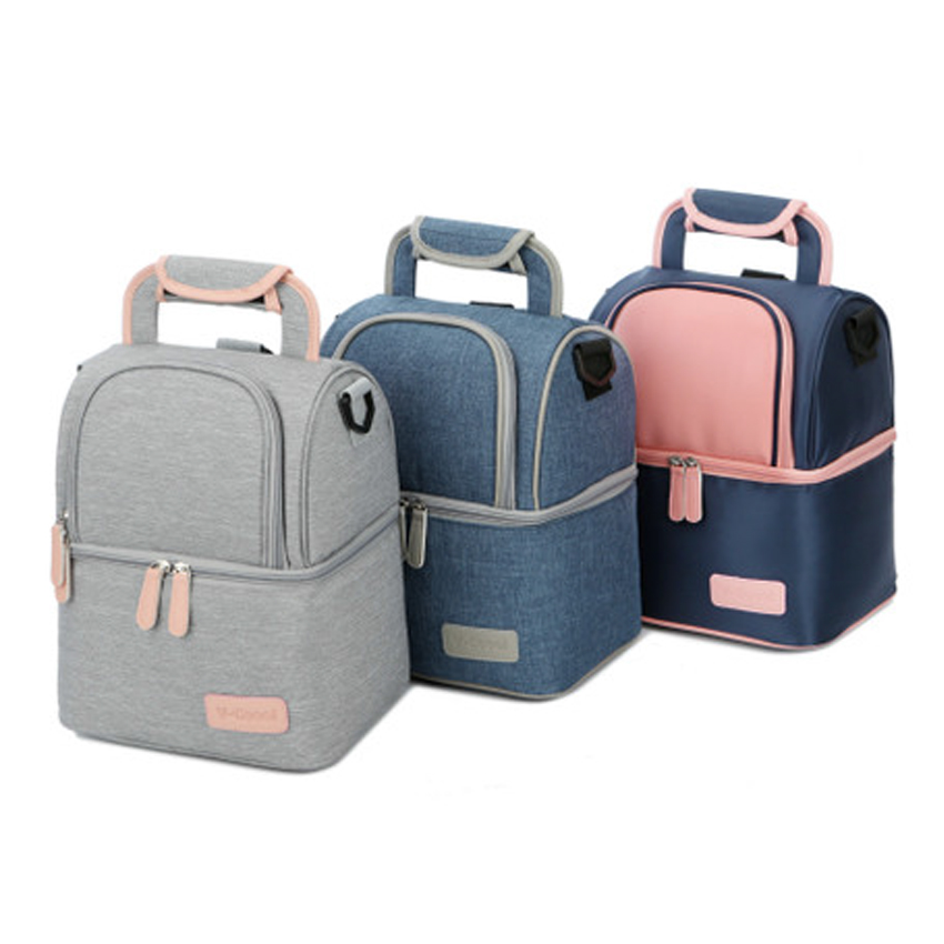 กระเป๋าเป้เก็บความเย็น V-cool แบบ J