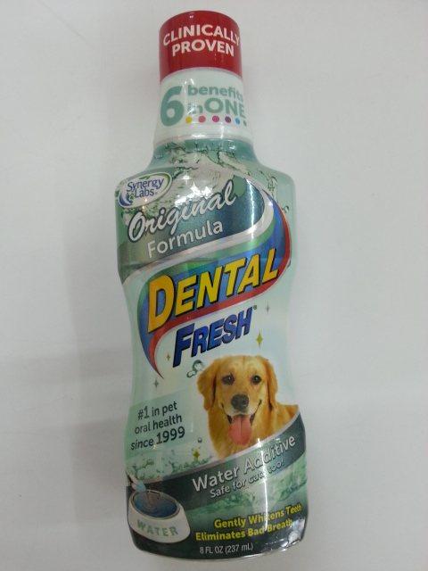 Dental Fresh ขนาด 237 มล. สูตรออริจินอล