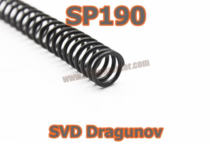 สปริง SP190 สำหรับ สไนเปอร์ชักยิง SVD Dragunov