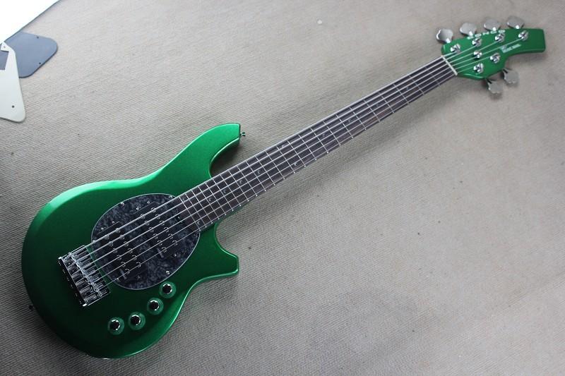 เบสไฟฟ้า musicman bongo bass 6 string Active